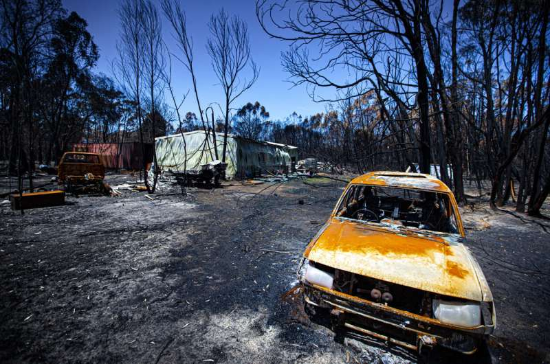 Before the fire comes: New study finds ways to minimise home damage