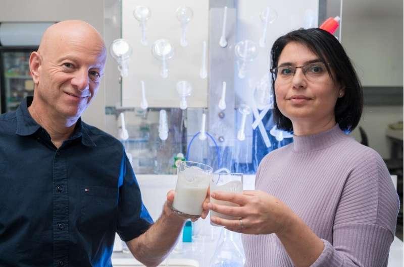 Investigadores de la Universidad Ben-Gurion desarrollan fármacos probióticos a base de yogur