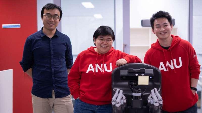 Better behaving bots: Researcher helps robots problem solve and care