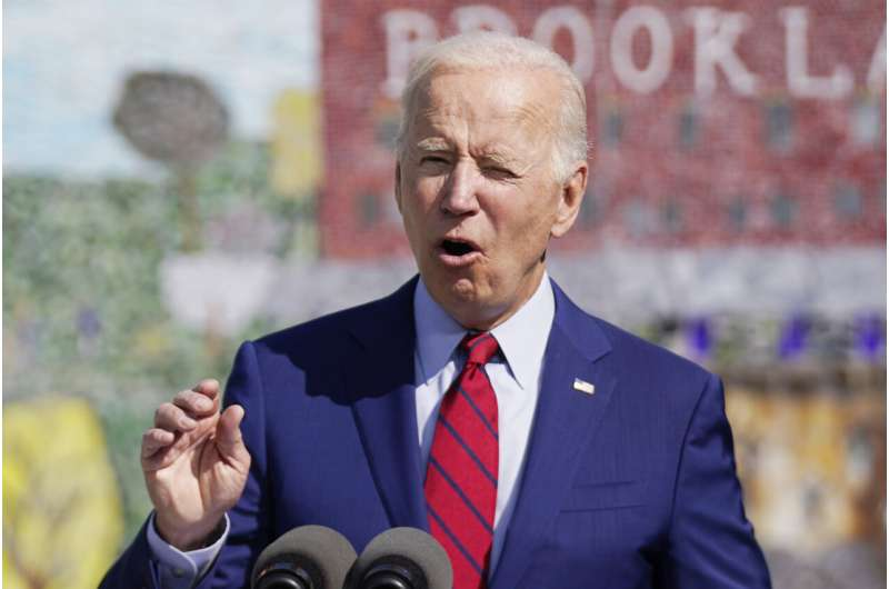 Biden presses states to require vaccines for all teachers