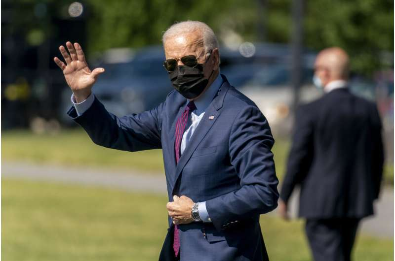 Biden to spotlight electric vehicle future he sees for US