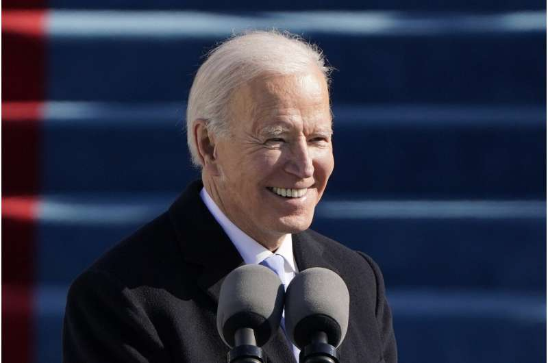 Biden puts U.S. back into fight to slow global warming