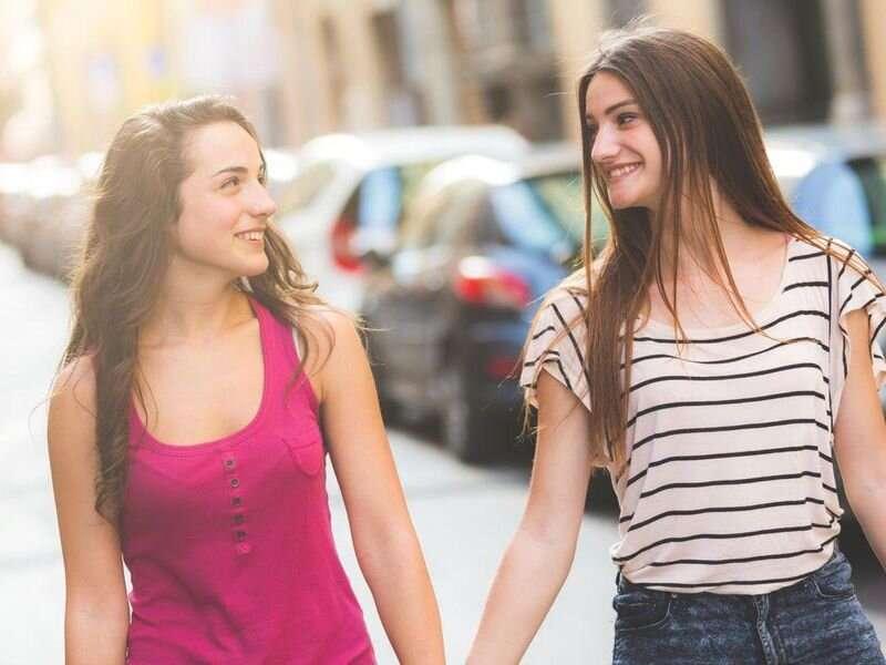 Big rise in U.S. teens identifying as gay, bisexual