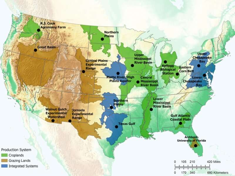 Big Benefits from Experimental Watersheds