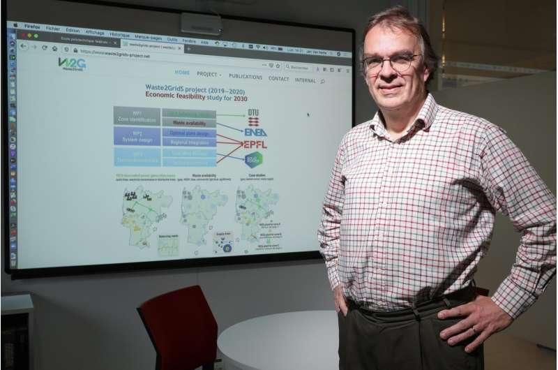 Biomass-driven technology allows for enhanced energy conversion