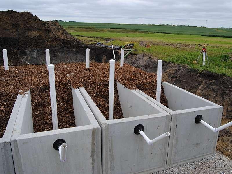 Bioreactors chip away at nitrogen pollution