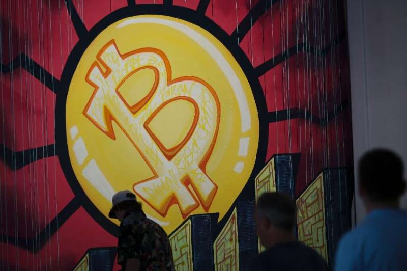 """Bitcoin is coming under pressure from the fact that """"mining"""" it requires huge amounts of electricity"""