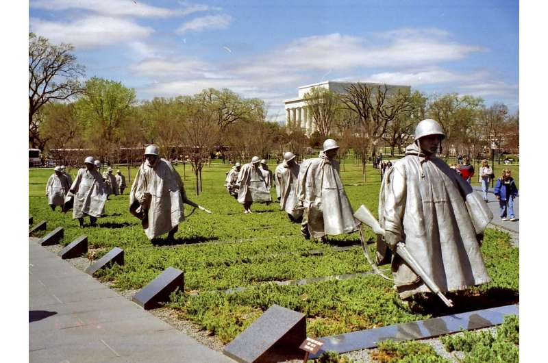 Black and white soldiers' death rates in Korean War were similar regardless of segregation, study finds
