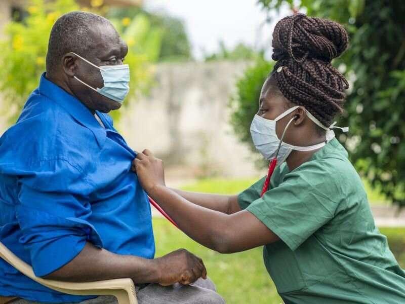 Blacks, hispanics at higher risk of COVID death in U.S. nursing homes