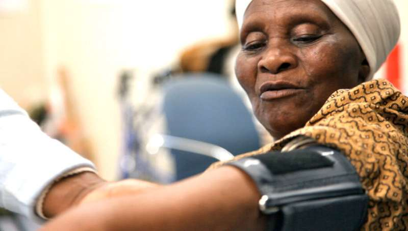 Blood pressure rises by stealth in poorer nations