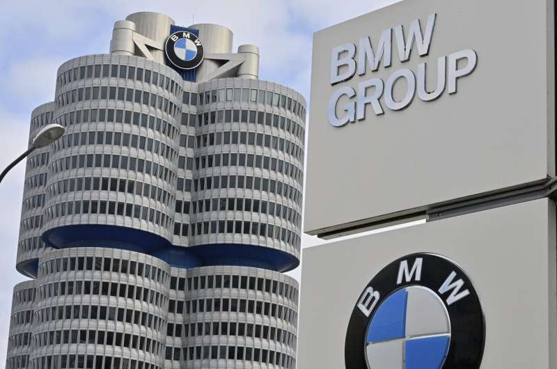 BMW ramping up move into electric cars