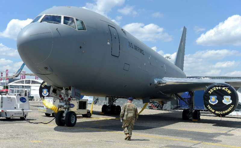 Boeing secured a $35-billion deal in 2011 to develop and supply 179 KC-46 refuellers to the US Air Force by 2029
