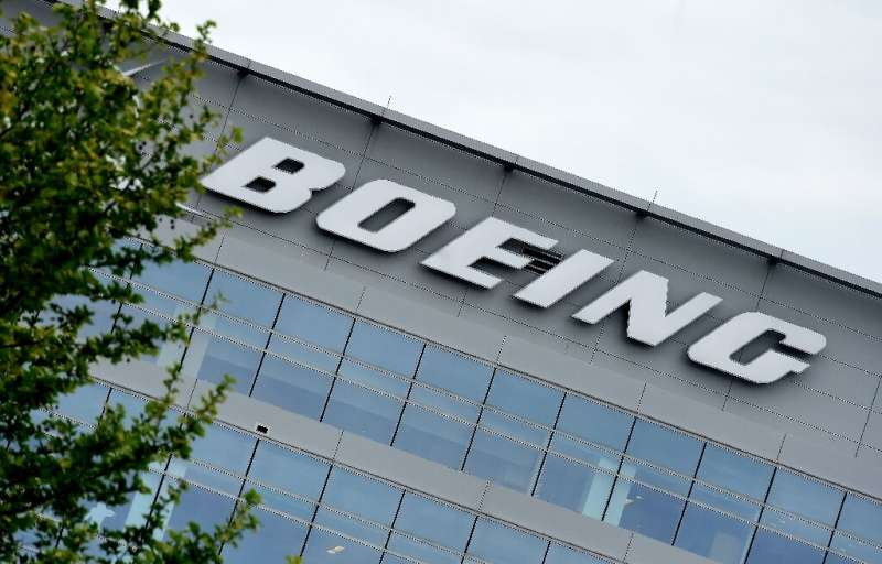 Boeing regional headquarters in Arlington, Virginia: US air safety regulators have confirmed that metal fatigue was a factor whe