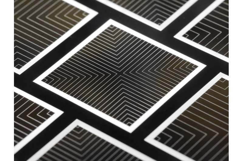 Une cellule solaire contactée des deux côtés établit un nouveau record mondial d'efficacité de 26%