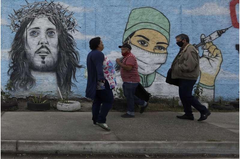 Brazil begins mass vaccine study in poor Rio neighborhood