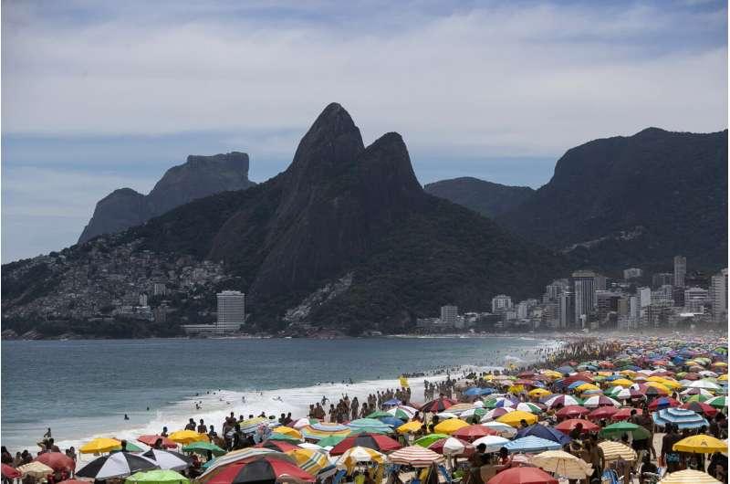 Brazil neighbors limit travel to halt virus strain's spread