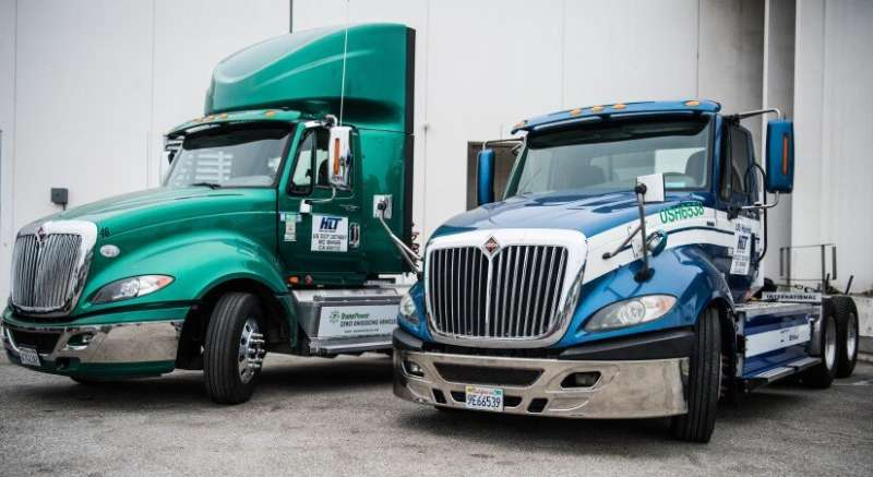Breakthrough analysis finds electrified heavy-duty vehicle powertrains could provide lower total cost of ownership