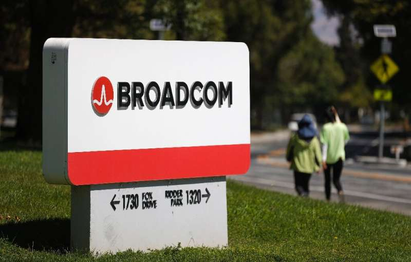 California chipmaker Broadcom settled an antitrust investigation with US authorities over allegedly abusing its position in cert