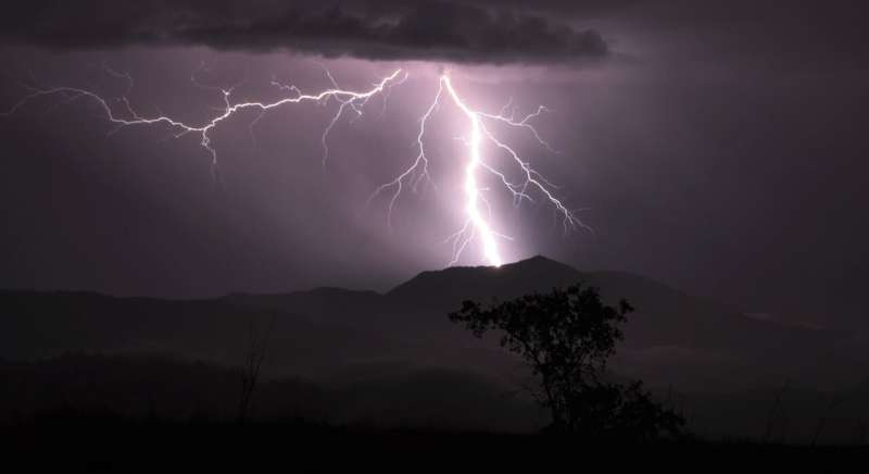 California firefighters chase new fires ignited by lightning