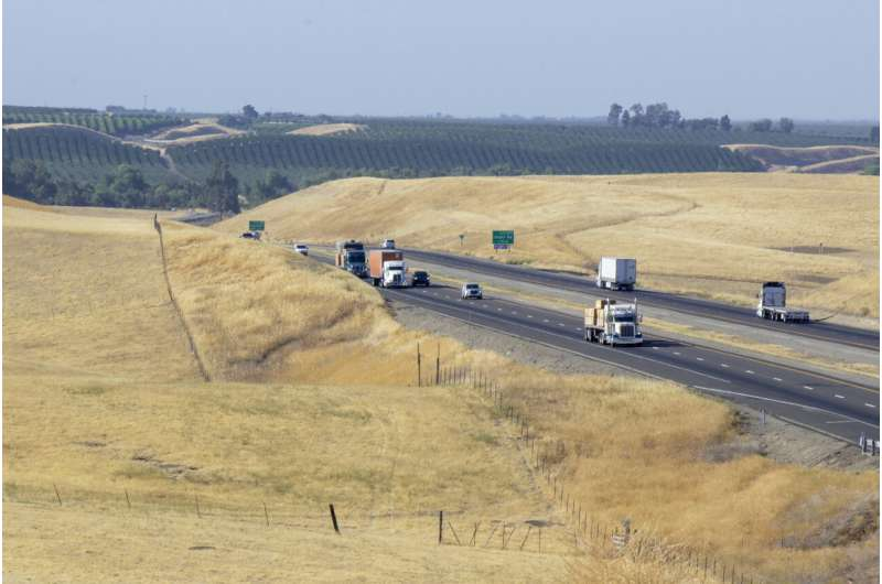 California's diesel emissions rules reduce air pollution, protect vulnerable communities