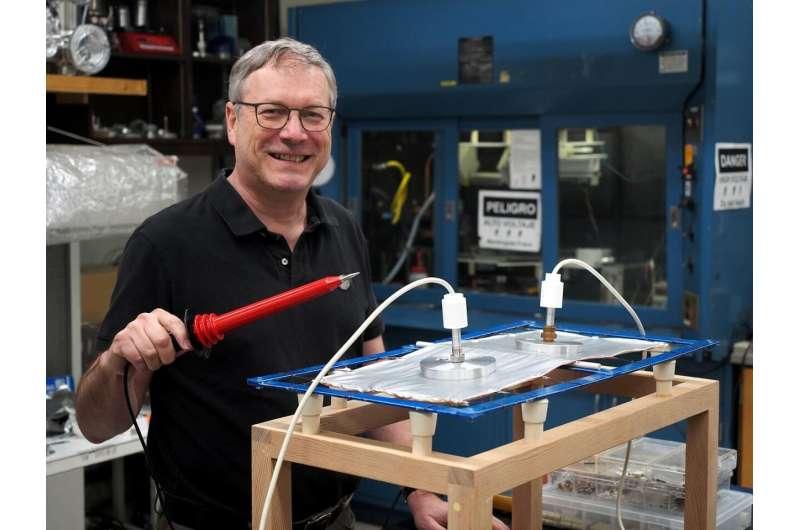Caltech professor helps solve Hindenburg disaster