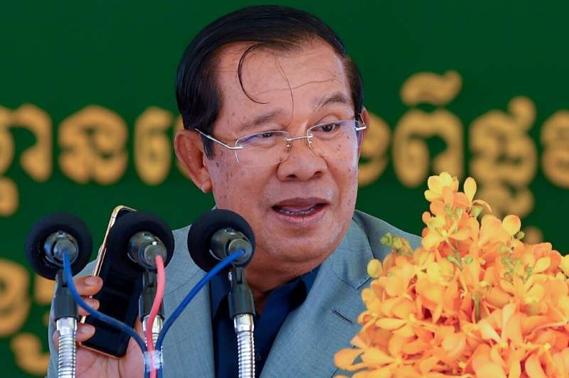 Cambodian Premier Hun Sen's government has intensified a crackdown on online dissent