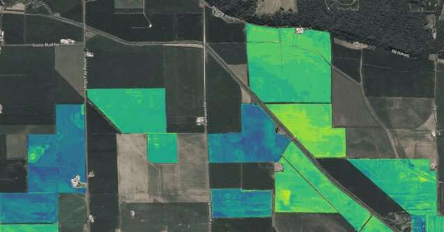 Can new technology incentivize farmers to capture carbon in their soil?