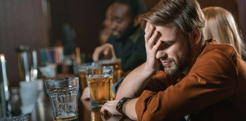 Can't remember last night? 48% of drinkers have had a blackout by age 19