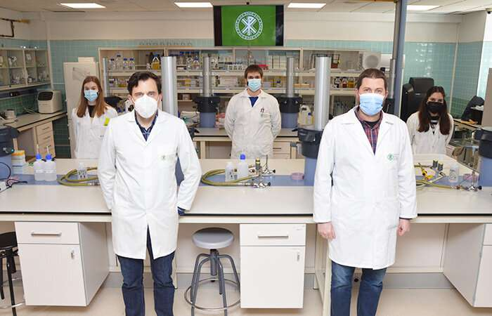 Carbon-based nanomaterials show promising results against SARS-CoV-2 and 12 other viruses