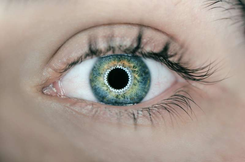 Cataract surgery emits as much carbon as a one-hour flight