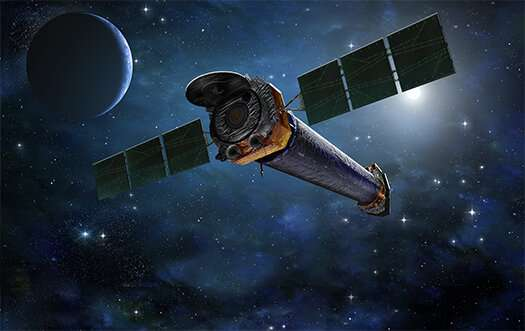 Chandra Resumes Science Operations