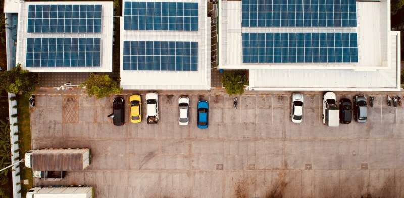Check your mirrors: 3 things rooftop solar can teach us about Australia's electric car rollout