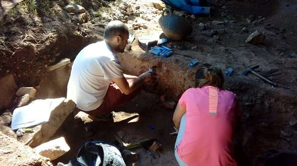 Chemical analysis of rare earth elements used to learn about prehistoric human activity