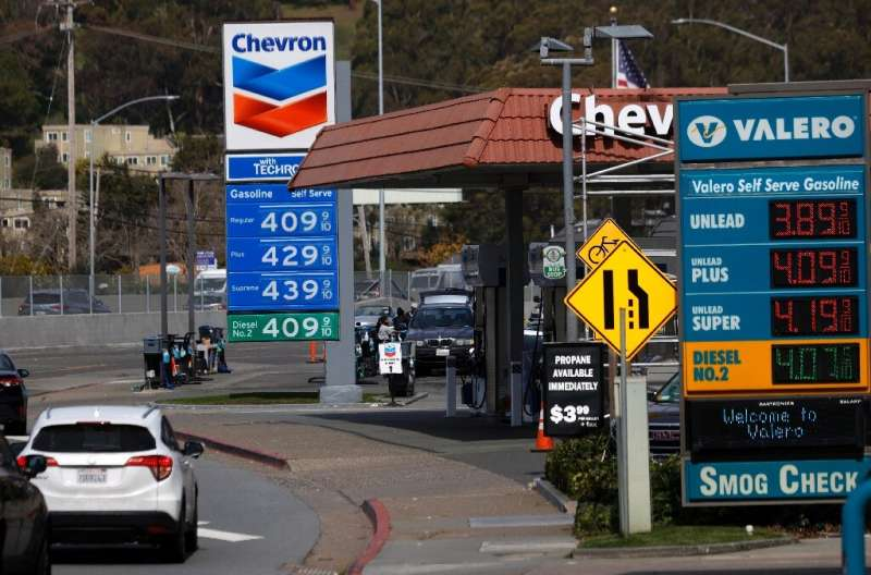 Chevron announced a strategic hydrogen technology alliance with Toyota, but said it will keep selling gasoline
