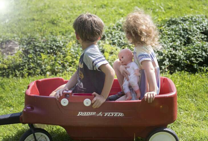 Childhood gender nonconformity in boys linked to early androgens