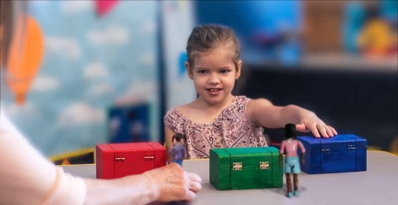 Children do not understand concept of others having false beliefs until age 6 or 7