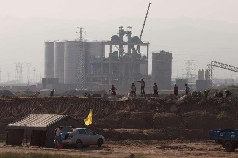 China tiene control sobre la distribución global de tierras raras, con la devastación ambiental que crea su extracción.