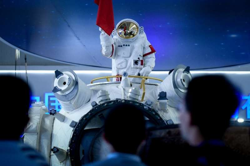 China has poured billions into its ambitious space programme