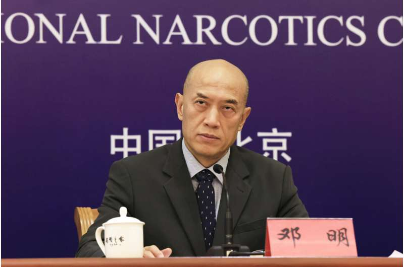 China issues total ban on synthetic cannabinoids
