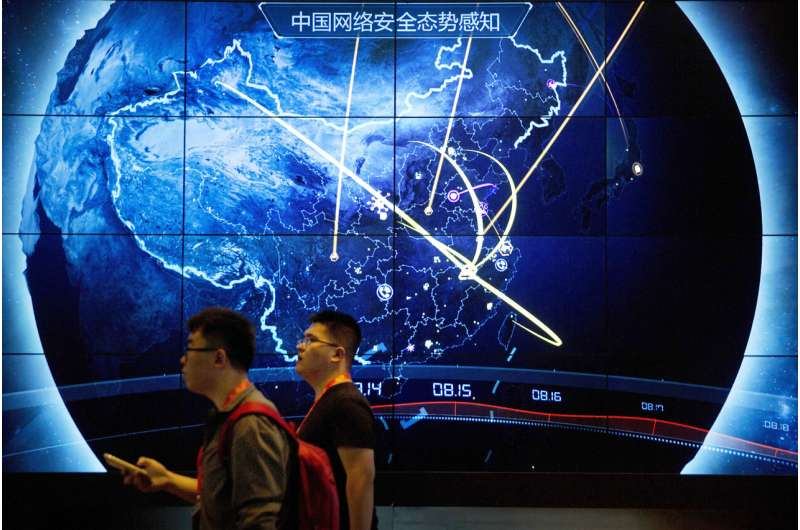 China tightens control over cybersecurity in data crackdown