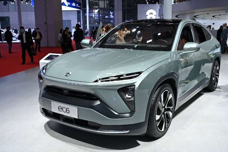China is the world's biggest and most rapidly electrifying auto market