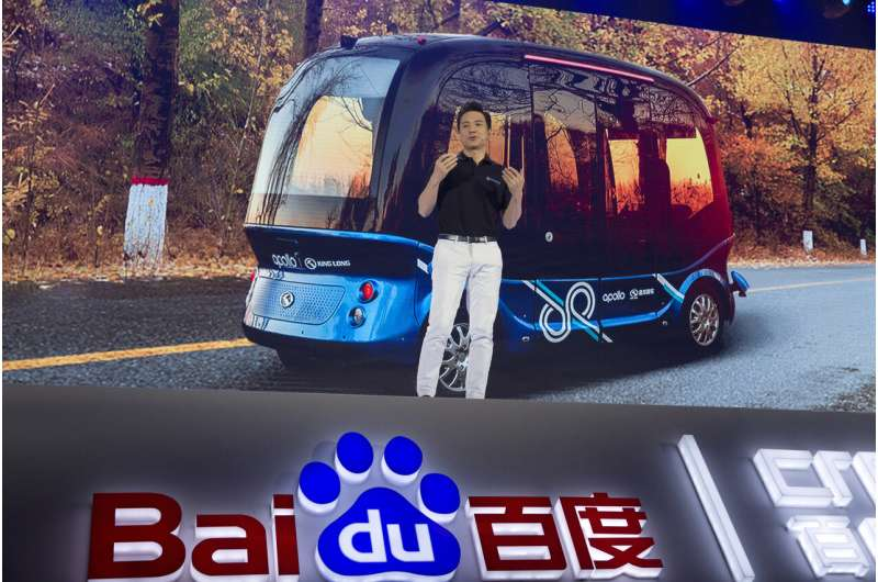 China's Geely, Baidu announce electric car ventures