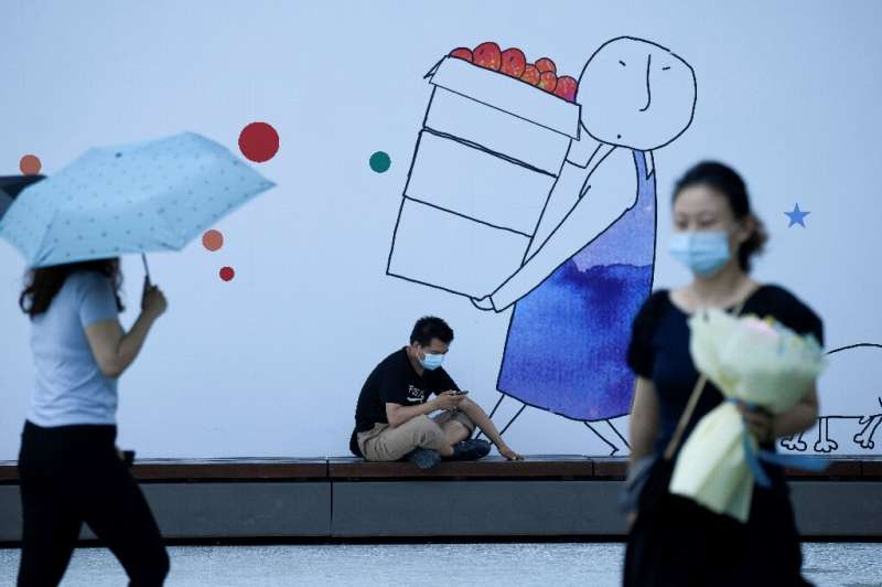 Chinese regulators have moved against tech giants in recent months over issues such as data security