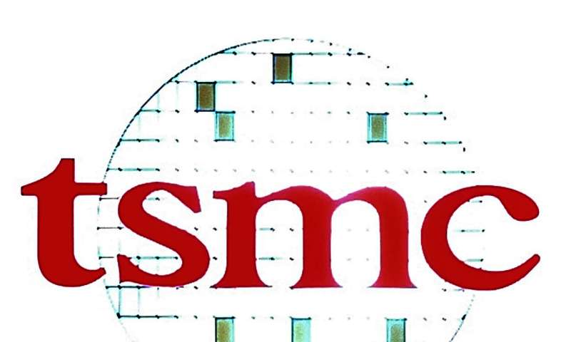 Chipmaker TSMC says revenue up 16.7% as demand surges