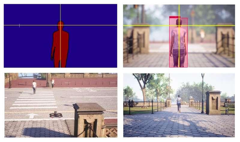 CineMPC: an algorithm to enable autonomous drone-based cinematography