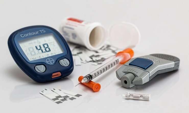 Circadian clock gene Rev-erb linked to dawn phenomenon in type 2 diabetes
