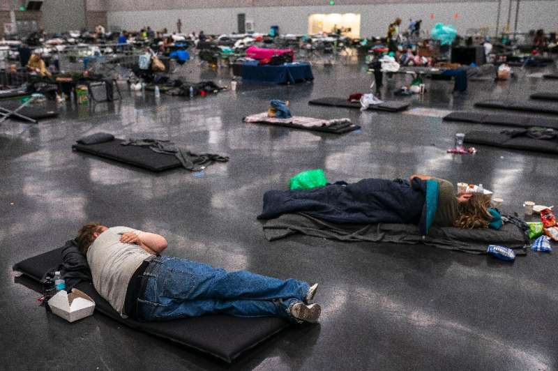 Cities have opened emergency cooling centers as the mecury soars across the Pacific Northwest
