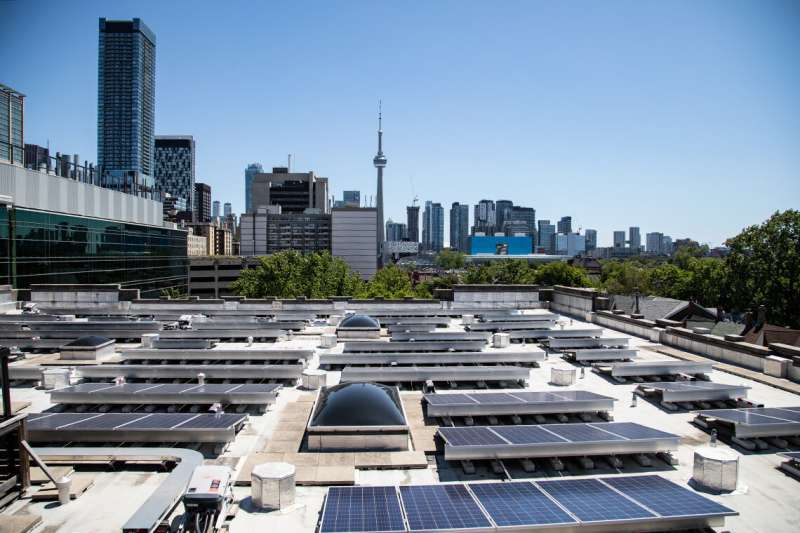 Cities need to boost resident knowledge of green infrastructure: U of T study