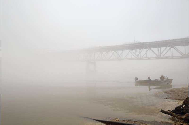 Cleaning Up the Mississippi River