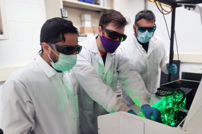Clemson researchers' breakthrough featured in Nature Communications